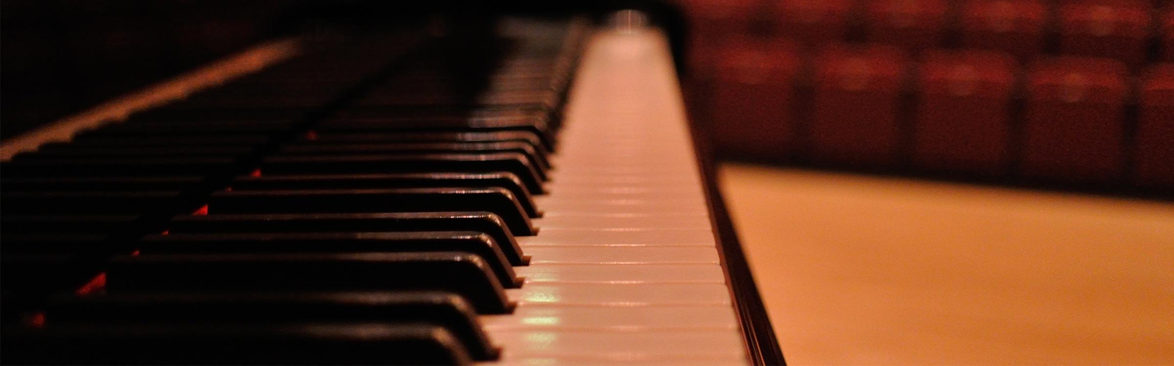 ピアノ教室のお知らせ